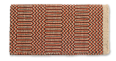 Saddle Blanket - ORANGE