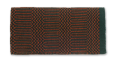 Saddle Blanket - GRÖN