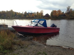 Medl. 780. Första båten T17u