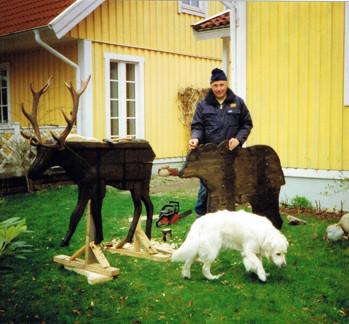 Hasse med Hjorten och Björnen 2000