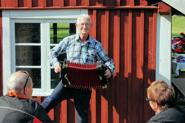 Dragspelsvirtuosen Gunne Svensson