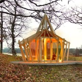 Land Art parken, Växjö