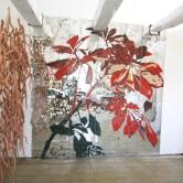 Artist Studio, Valskog, Sweden, 2010