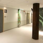GAIA, Personaltorg, Infektionskliniken, NÄL, Trollhättan, Sweden 2010