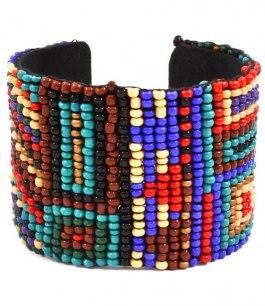 Multicolor Cuff