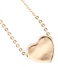 Halsband med litet hjärta - Petite Collection