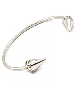 Armband Spikes Silver