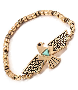 Armband - Egyptian Eagle / Gold