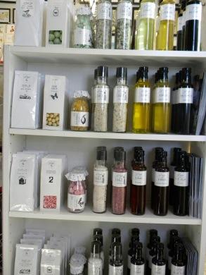 Smaksatta olojr, salter, sirap mm mm från Spice Tree