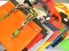 Vackra handgjorda påsar för alla tillfällen. Perfekt att ha i handväskan.