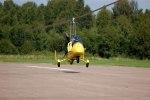 start och landningsövningar