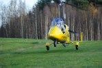gyrokopter landing