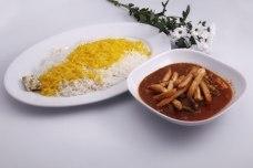 Gheimeh - en potatis gryta