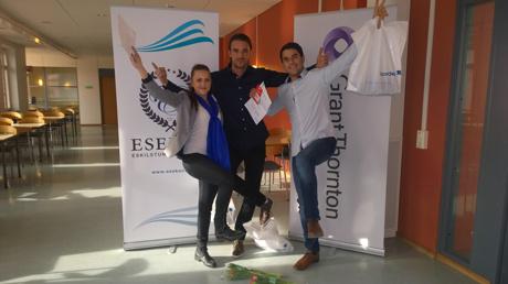 Deltävling SM i Ekonomi 2014