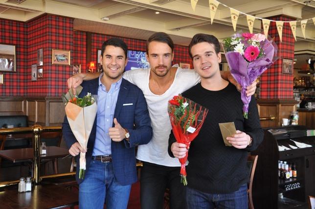 Keyvan, Filip och Ali - Vinnare av SM i Ekonomi deltävling Eskilstuna 2015!