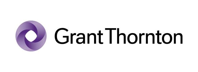 Bild: Grant Thorntons företagslogga. Klicka på bilden för att komma till företagets hemsida!