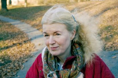 Vibeke Olsson (foto Ulla Montan)