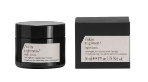 Skin Regimen Night Detox -
