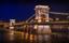 Budapest - vy Kedjebron natt