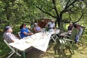 Gambiagrupperna besöker AFFC