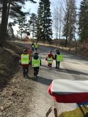 """Vi måste tidigt lära de små barnen att hantera trafikmiljön, men utan krav på att barnen ska förstå eller göra """"rätt""""."""