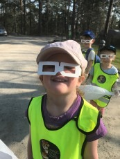 Skräpplockar glasögon är på, nu letar vi:)