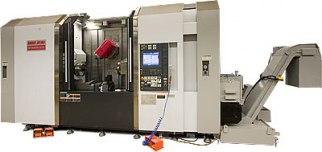 Välutrustad CNC-fleroperationsavdelning