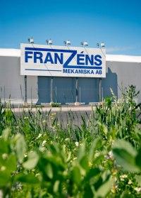 Franzéns Mekaniska Verkstad AB jobbar för miljön