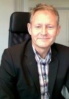 Christer Gradin, VD