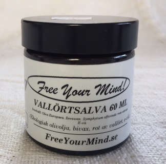Vallörtssalva, 60 ml