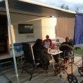 Campingen på Collie SM