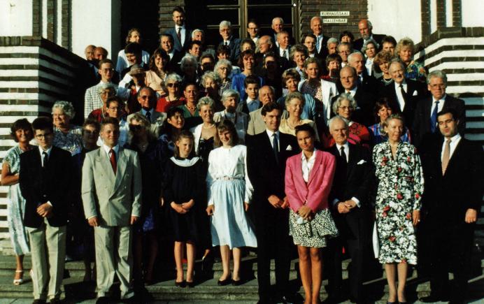 Familjedagar på Rügen 1989