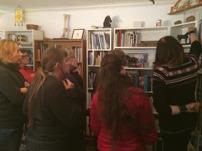 Samling i Ewas bibliotek