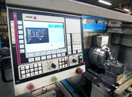 Linde Metallteknik AB - pinacho CNC-svarv