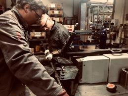 Linde Metallteknik AB - Arbete i mekanisk verkstad