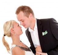 Några år senare blev det bröllop...
