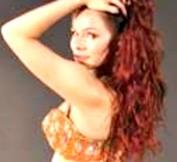 Camilla Orientalisk dans