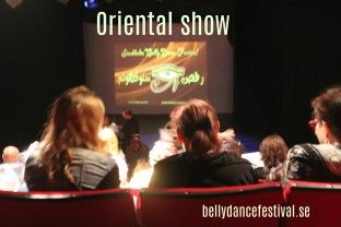 Oriental Show