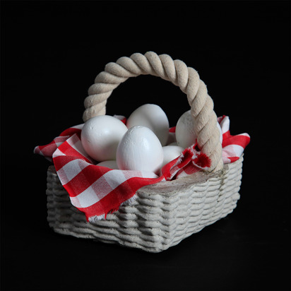 Äggkorg betong