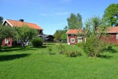 Häuser und Garten