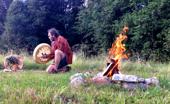 Bild arkiv, ceremonier för trummor. Klicka på bilden