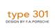 type 301 komplett loga
