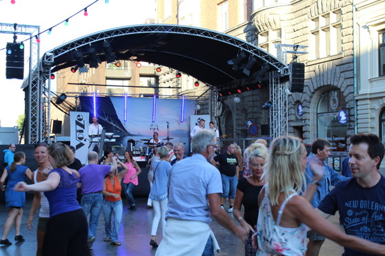 Foto: Dansbandssidan.com / Malmöfestivalen 2015 / Voize
