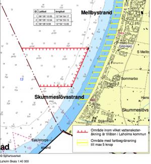 Bild: Sjöfartsverket och Länsstyrelsen i Halland