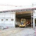 Bygget 6 mars, del av framtida butiksyta