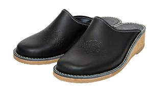 Slippers med kurbits (REA) - Slippers med kurbits - stl 37