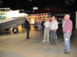 Besök på flygvapenmuseét