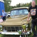 Top ten och Peoples choice vinnare på End of summer meet 2019