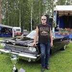 Vinnare top ten på End of summer meet 2019-2