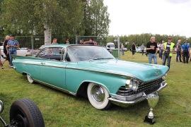 Vinnare Ten Outstanding - Henrik Österlund, Västanå Erikslund - Buick Invicta -59